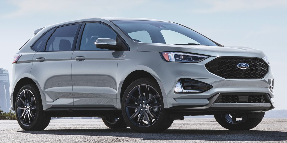2021 Ford Edge Review Pricing And Specs