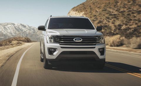 2021 ford expedition xl stx
