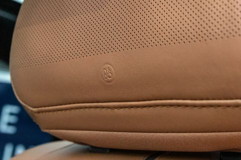 f 150 speakers in the headrests