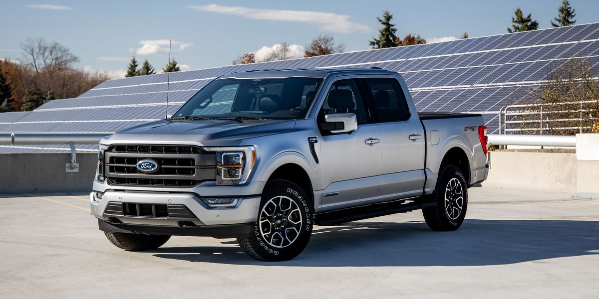 Some Owners Say Their New 2021 F-150 Pickups Are Rusting