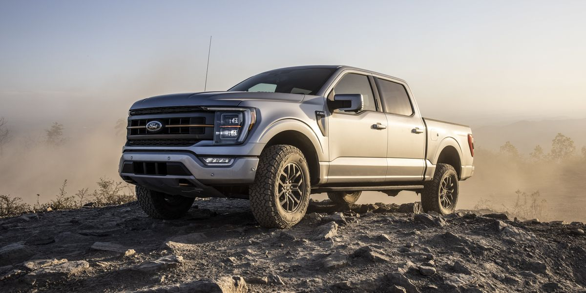 2021 Ford F-150 Tremor Has 33-Inch Tires, Raptor's Transfer Case