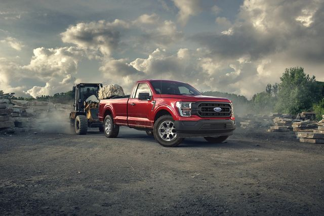 ford f150 supercab models recalled over seatbelt issue