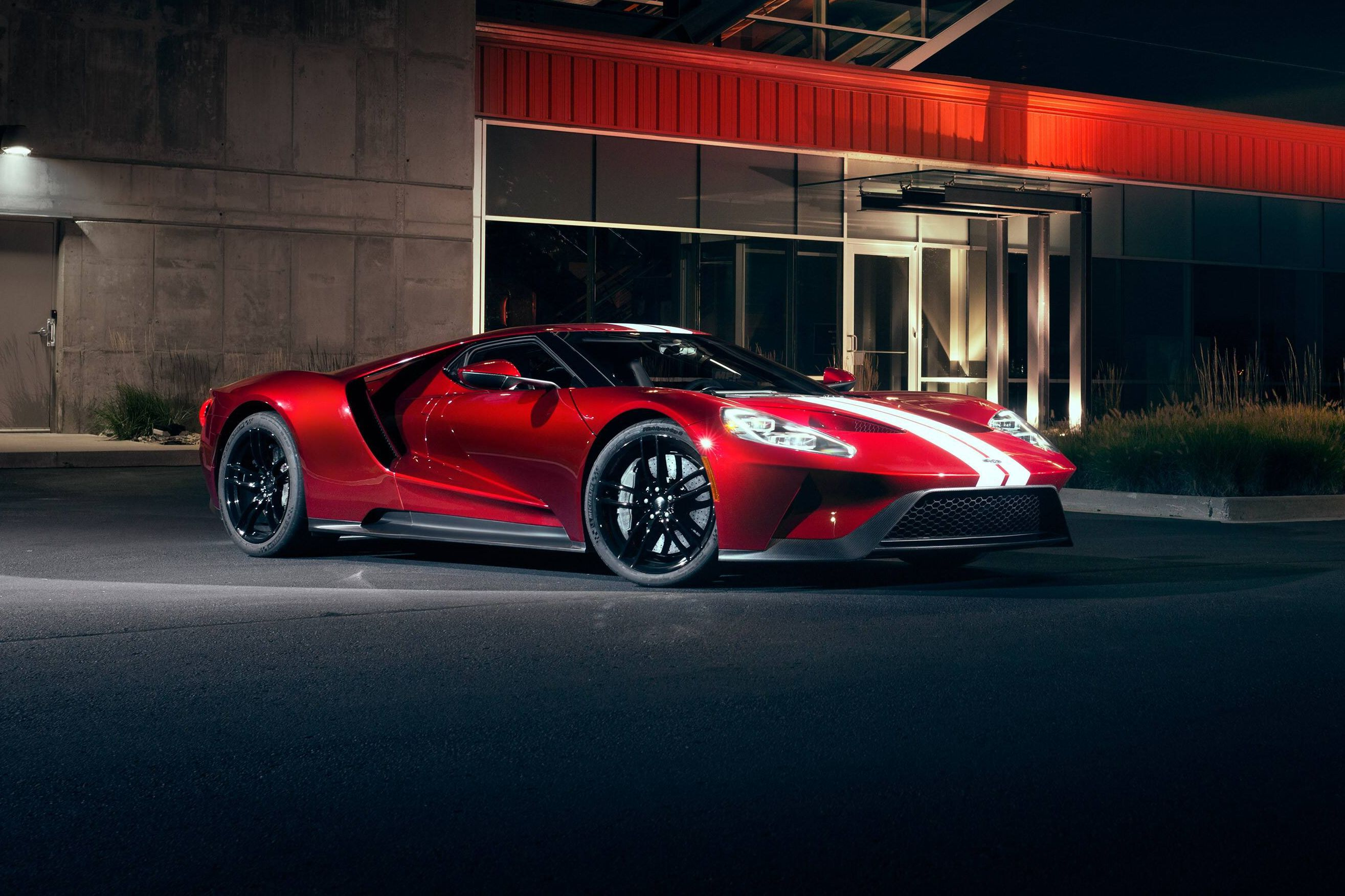 2020 Ford Gt Supercar Speed Test