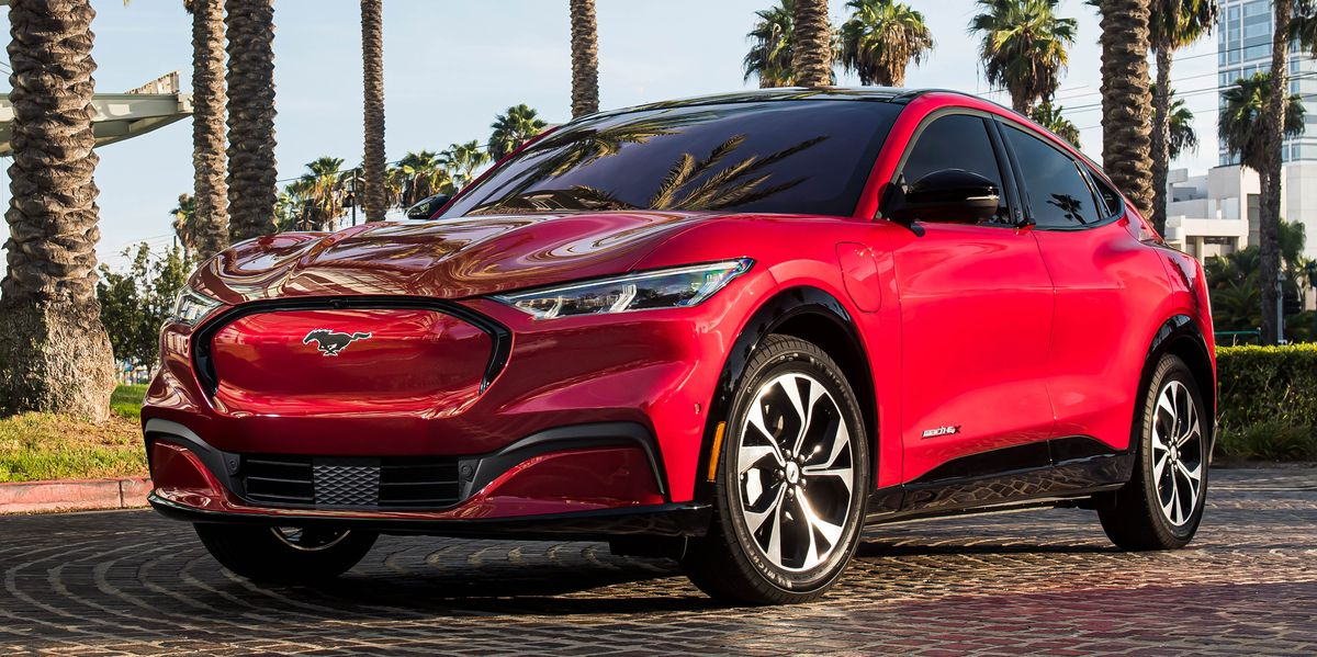 2020 Ford Mustang Mach E Price