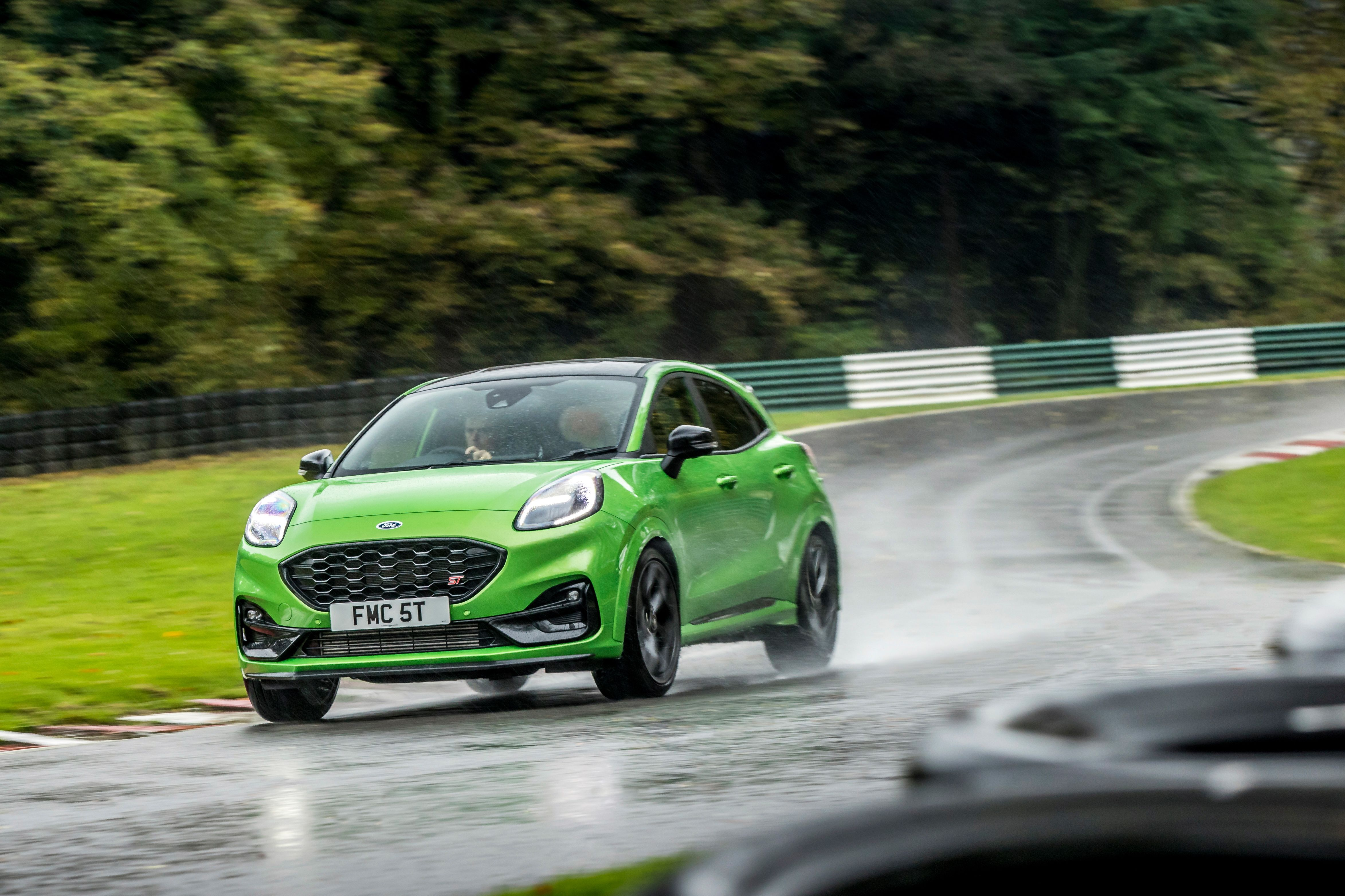 2021 Ford Puma ST: Simple, Fun, and Not for Us