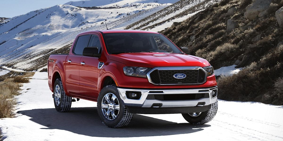 2021 Ford Ranger Review, Pricing, and Specs