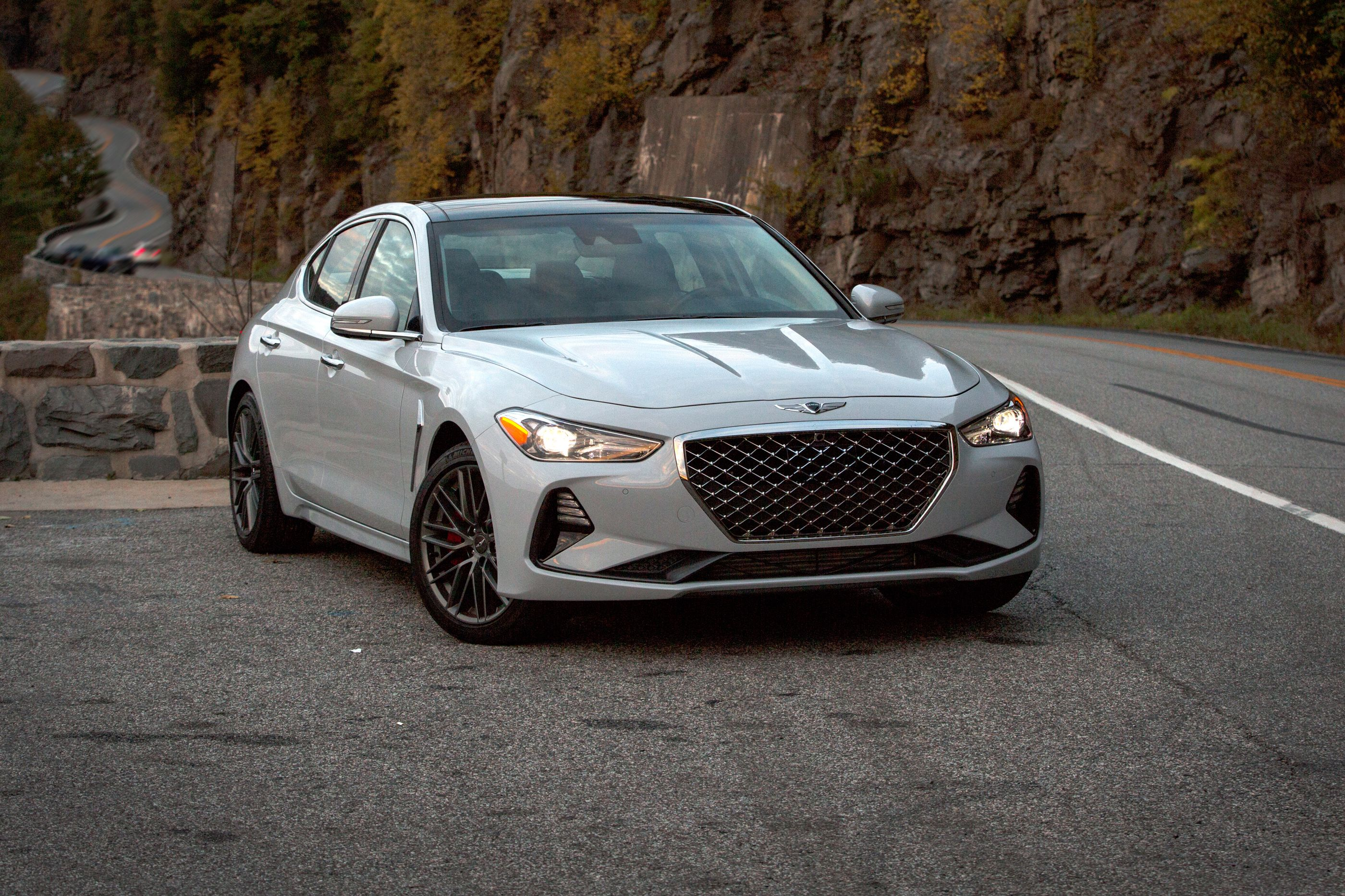 2021 Genesis G70 Review Pricing And Specs