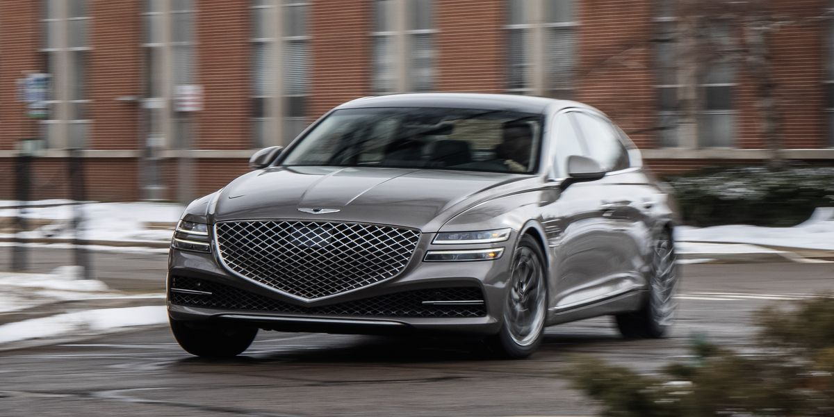 Tested: 2021 Genesis G80 2.5T AWD Introduces Some Choices