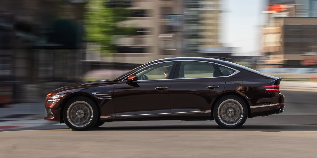 Tested: 2021 Genesis G80 2.5T Wraps Sumptuous Luxury in Value