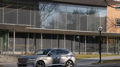 Genesis Cars and SUVs: Reviews, Pricing, and Specs