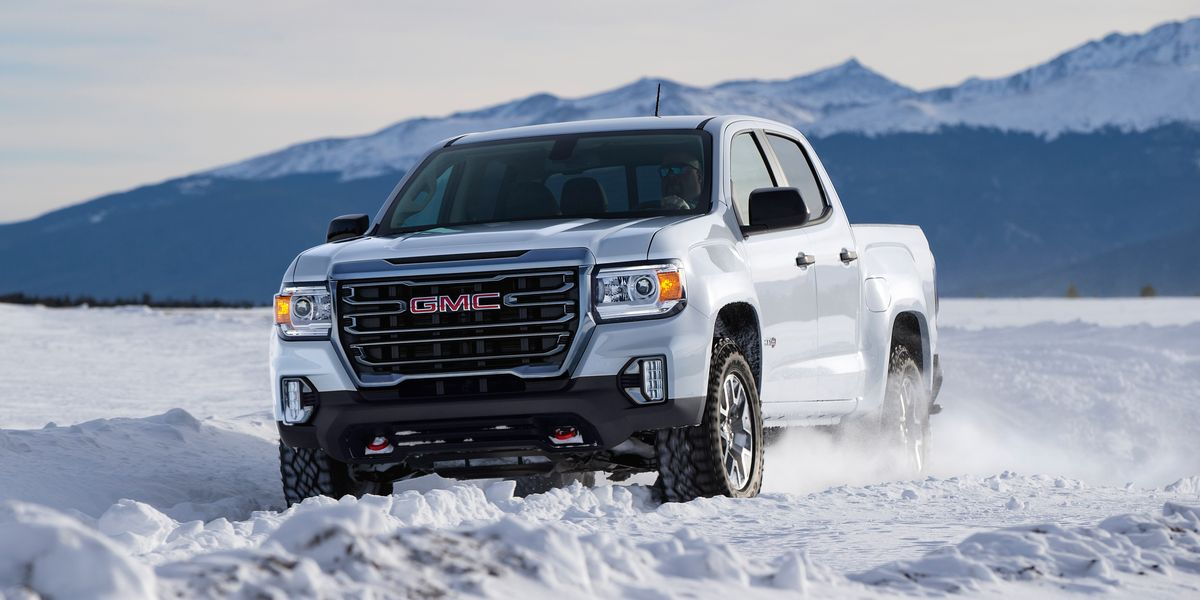 2021 gmc canyon review pricing and specs