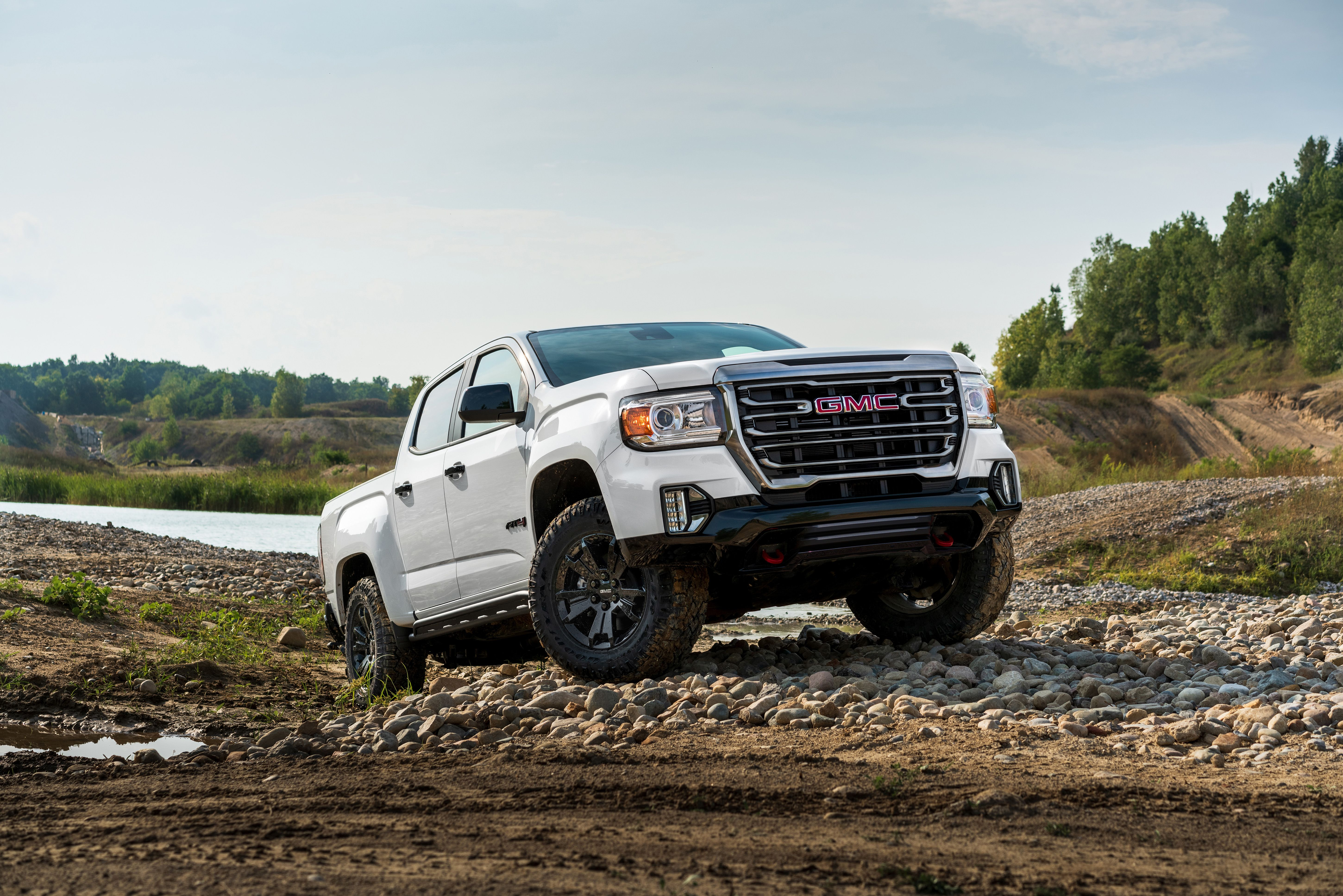 Gmc S Canyon At4 Off Road Performance Edition Is An Overland Ready Upgrade