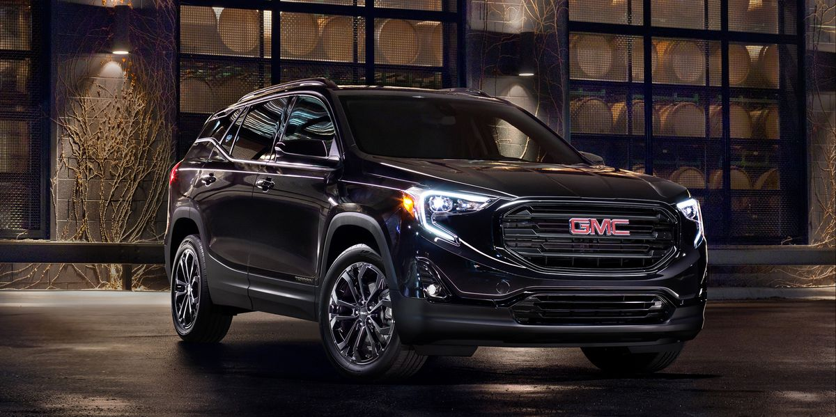 2021 Gmc Terrain Review Pricing And Specs