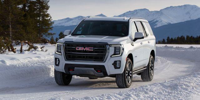 New 2021 GMC Yukon, Yukon XL Get AT4 Off-Road Trim and Diesel Engine