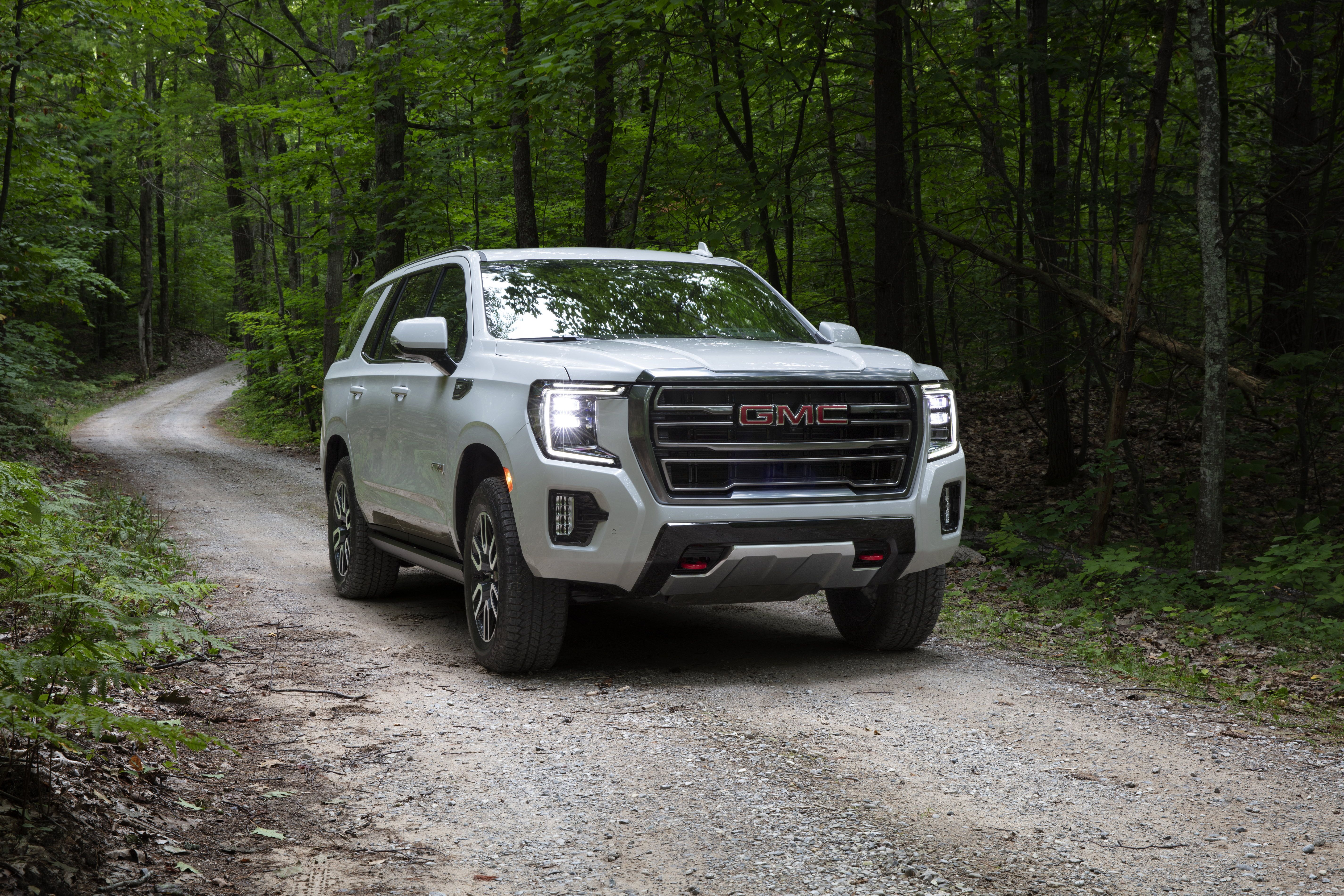 2021 Gmc Yukon At4 Review An Off Road Ready Suv Giant