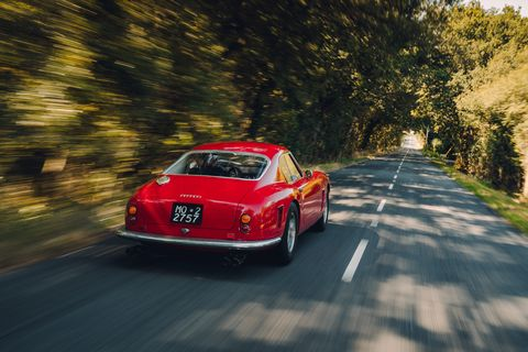 2021 gto engineering ferrari 250 gt swb competizione revival