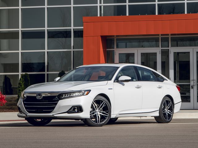 2021 Honda Accord Review Pricing And Specs