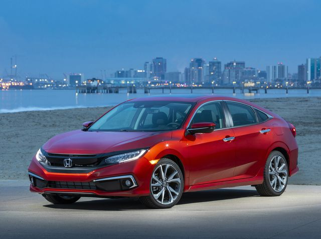 2021 Honda Civic Review Pricing And Specs