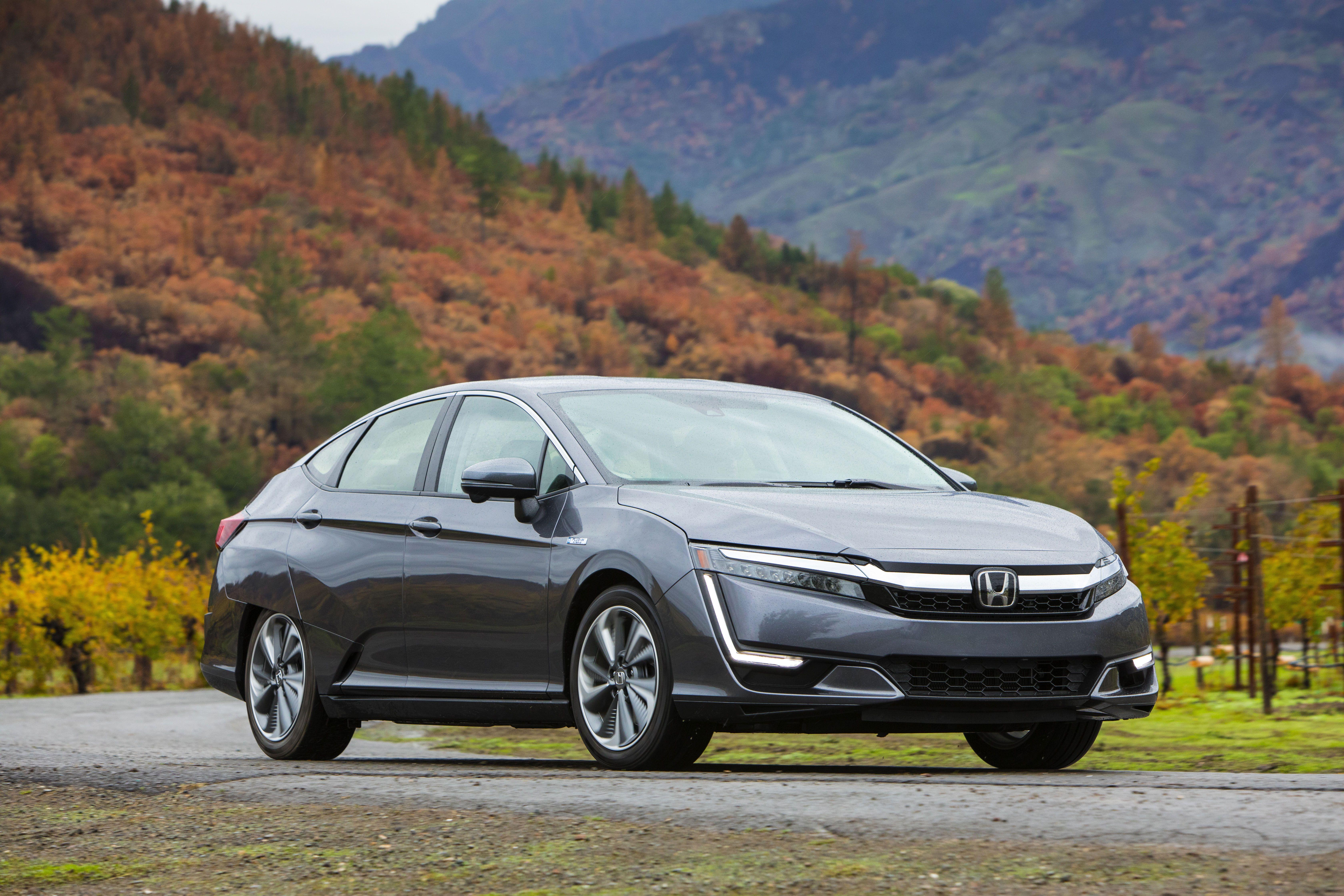 2021 Honda Fcev Ratings
