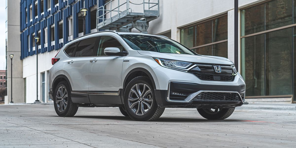 A 2021 Honda CR-V Hybrid Sidles in to Our Long-Term Fleet