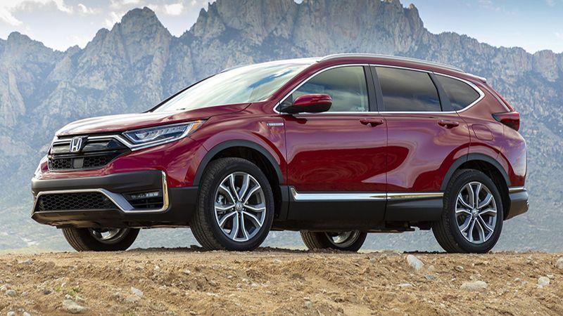 2021 Honda Cr V Review Pricing And Specs