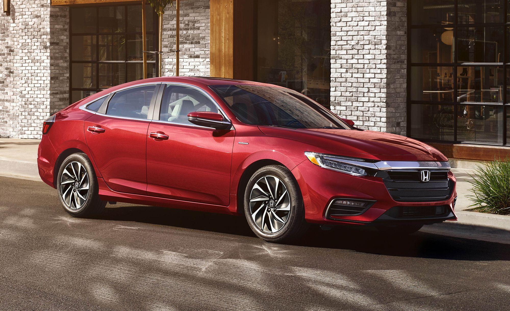 2020 Honda Insight Pricing