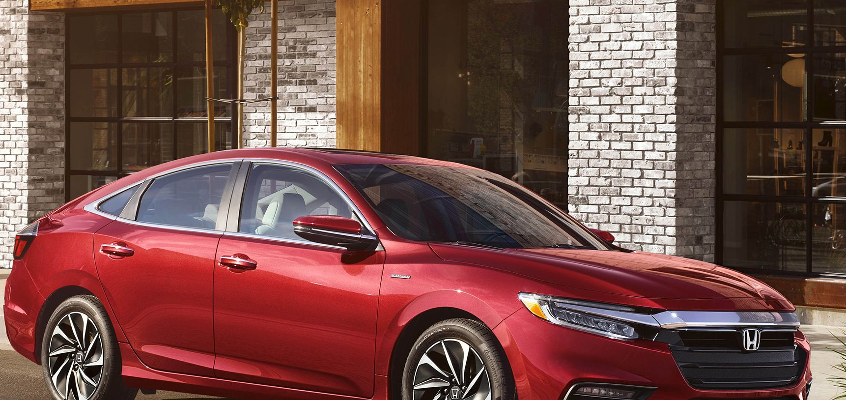 2021 Honda Insight Revises Safety Features, Adds New Color