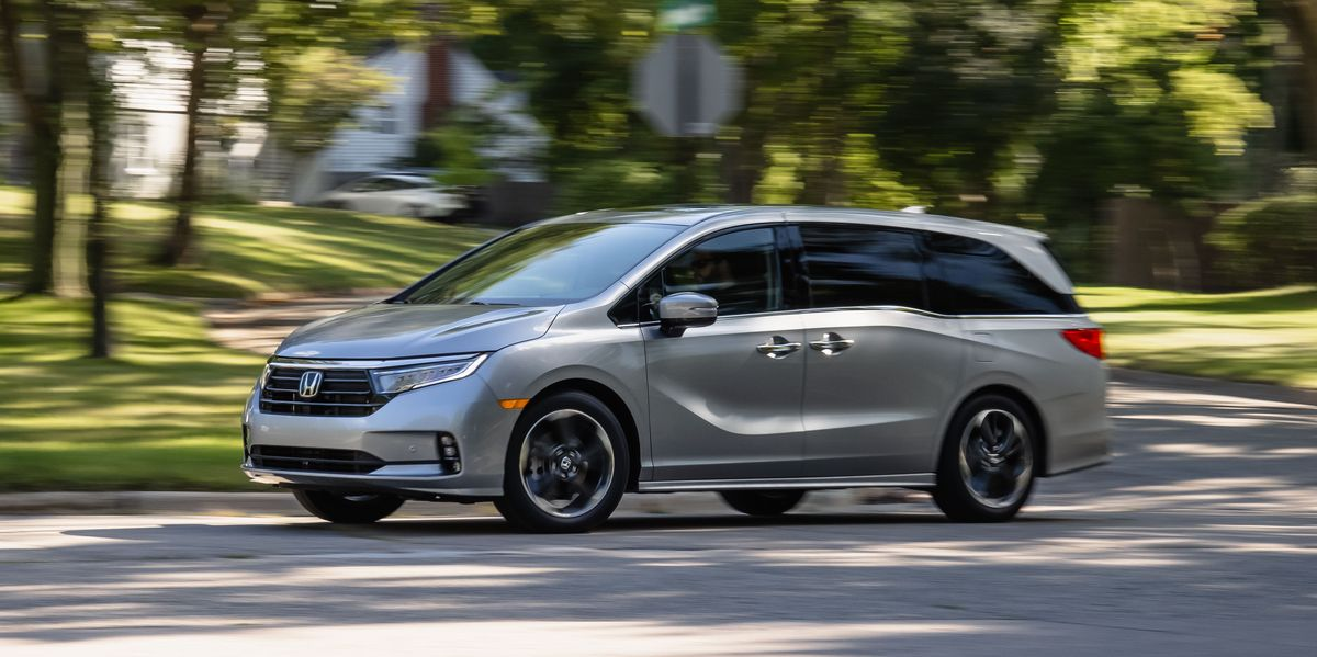 Tested: 2021 Honda Odyssey Delivers a Range of Smart Updates