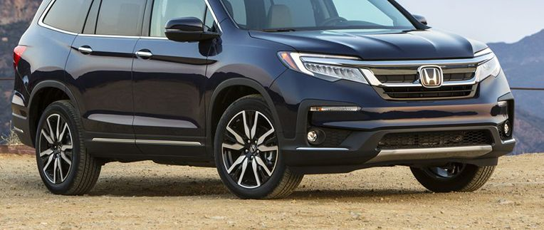 2021 Honda Pilot Review Pricing And Specs