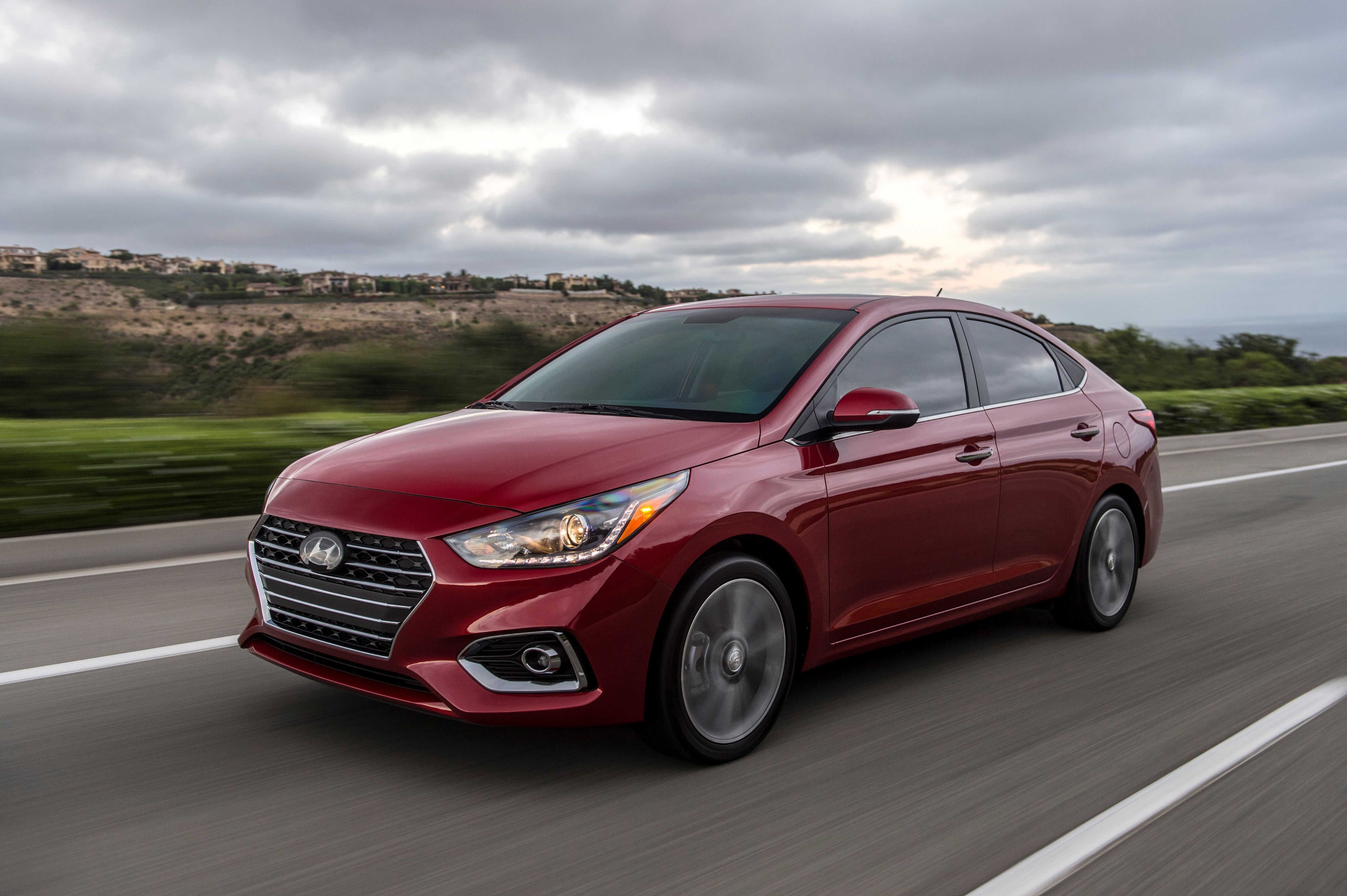 2020 Hyundai Accent Price and Release date