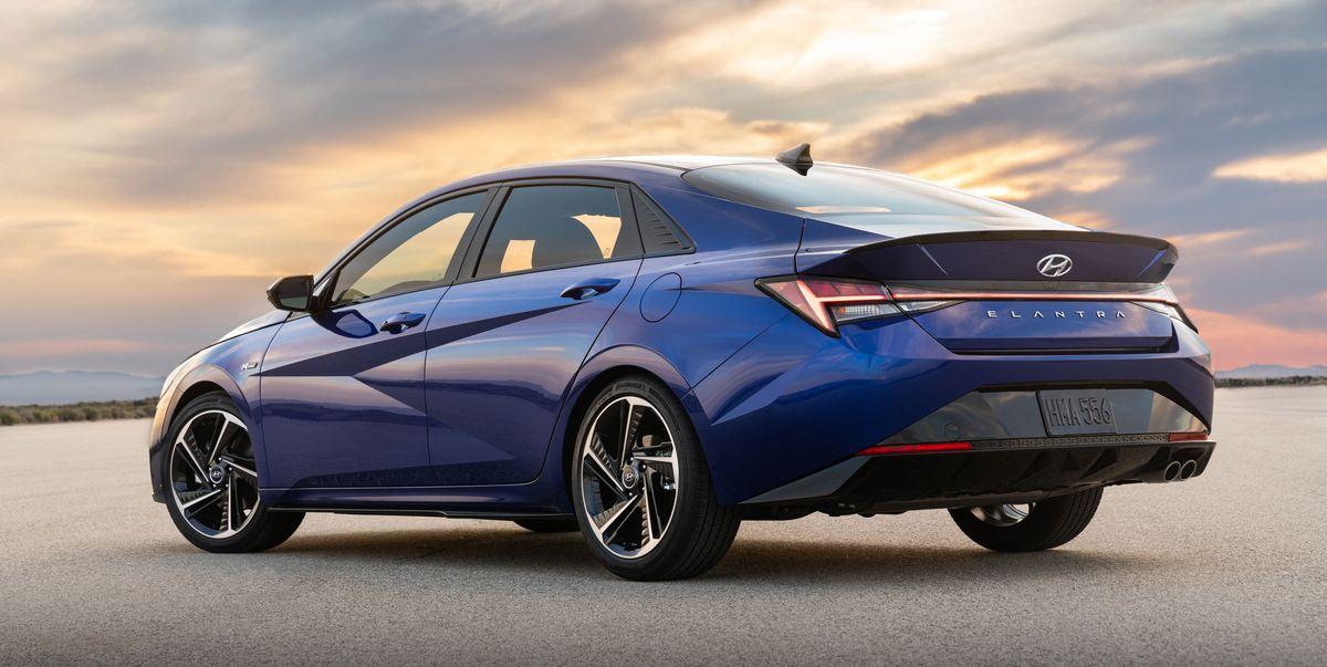 2021 Hyundai Elantra Pricing Announced, Including N-Line and Hybrid