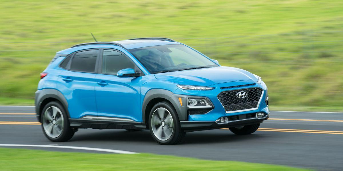 2021 Hyundai Kona Review Pricing And Specs