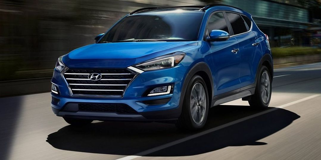2021 Hyundai Tucson Review, Pricing, and Specs