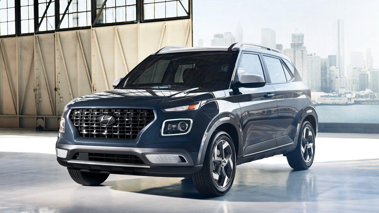 Concept and Review Hyundai Venue 2021