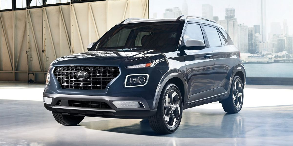 2021 Hyundai Venue Review, Pricing, and Specs
