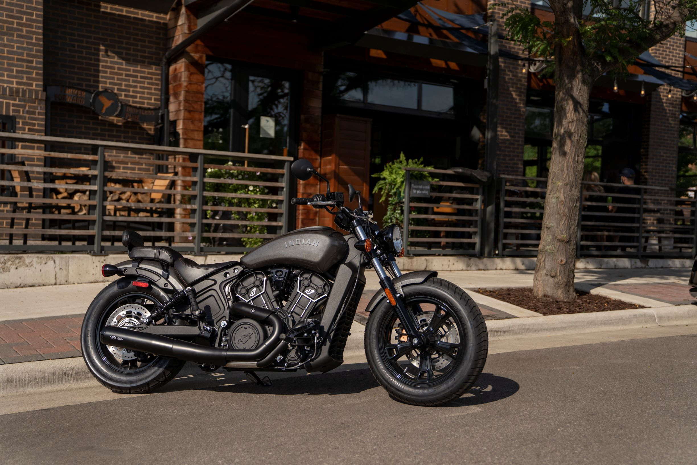The Indian Scout Bobber Sixty Is A Killer Starter Bike For Any Age Rider