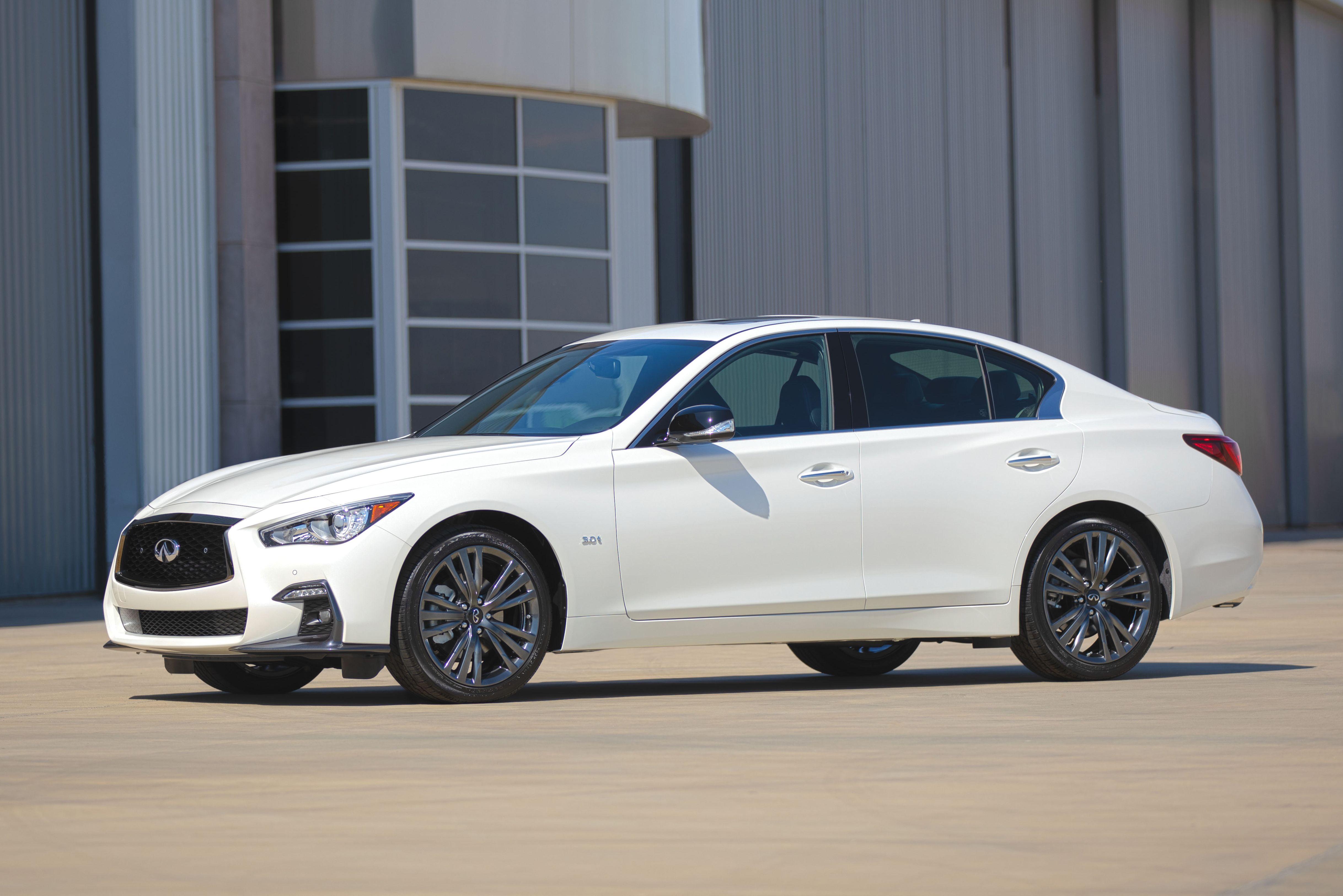 2021 Infiniti Q50 Review Pricing And Specs