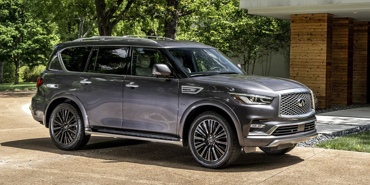 2021 infiniti qx80 review, pricing, and specs