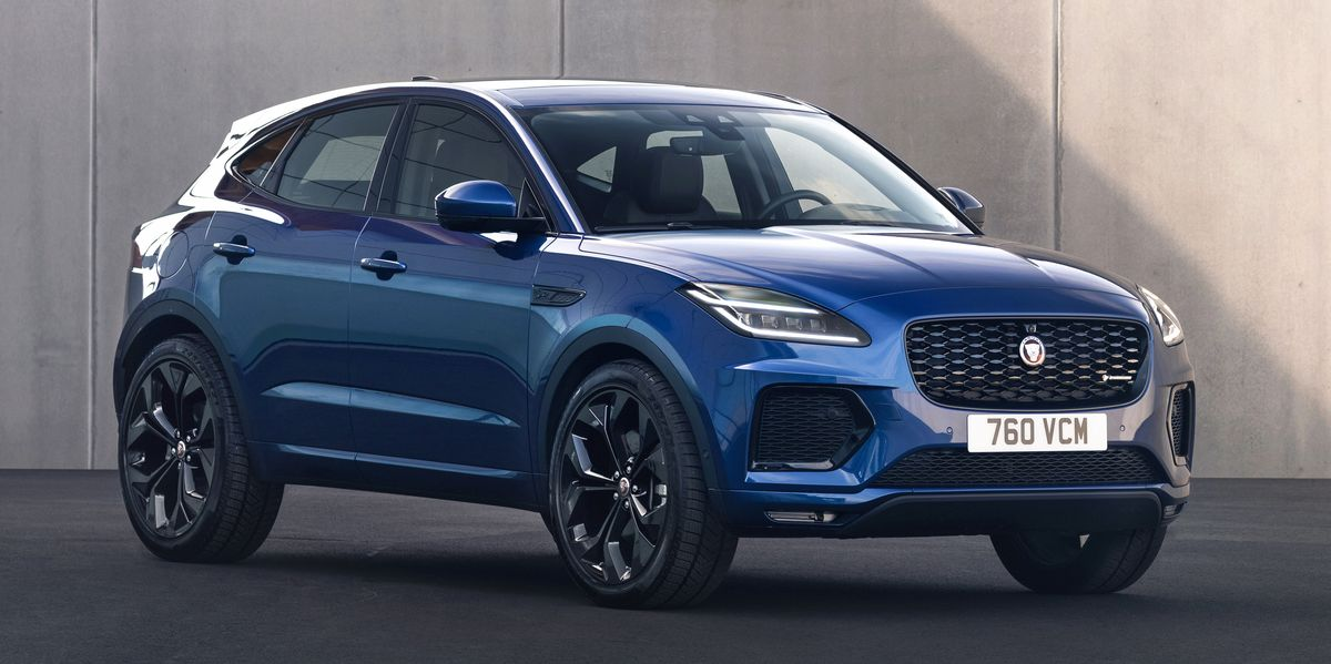 2021 Jaguar E-Pace Freshened with New Looks, Upgraded Infotainment