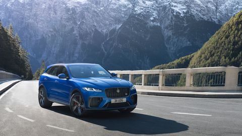2021 Jaguar I-Pace Review, Pricing, and Specs