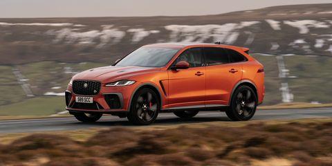 2021 jaguar fpace svr