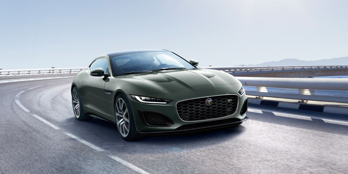 See photos of 2021 Jaguar F-Type Heritage 60 Edition ...