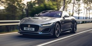 2021 Jaguar F-type Review, Pricing, and Specs
