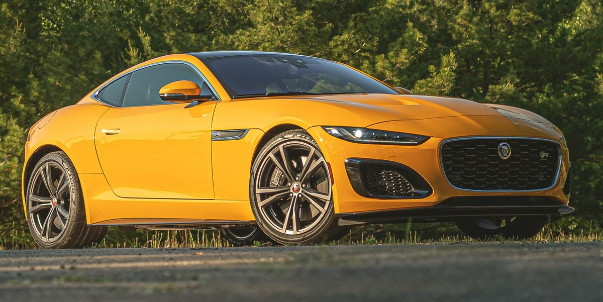 2021 Jaguar F Type Review Pricing And Specs
