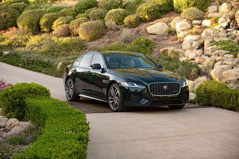 2021 jaguar xf r dynamic awd