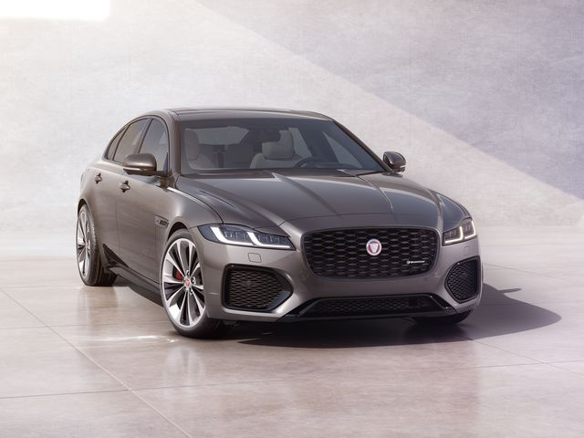 2021 Jaguar XF Review, Pricing, and Specs