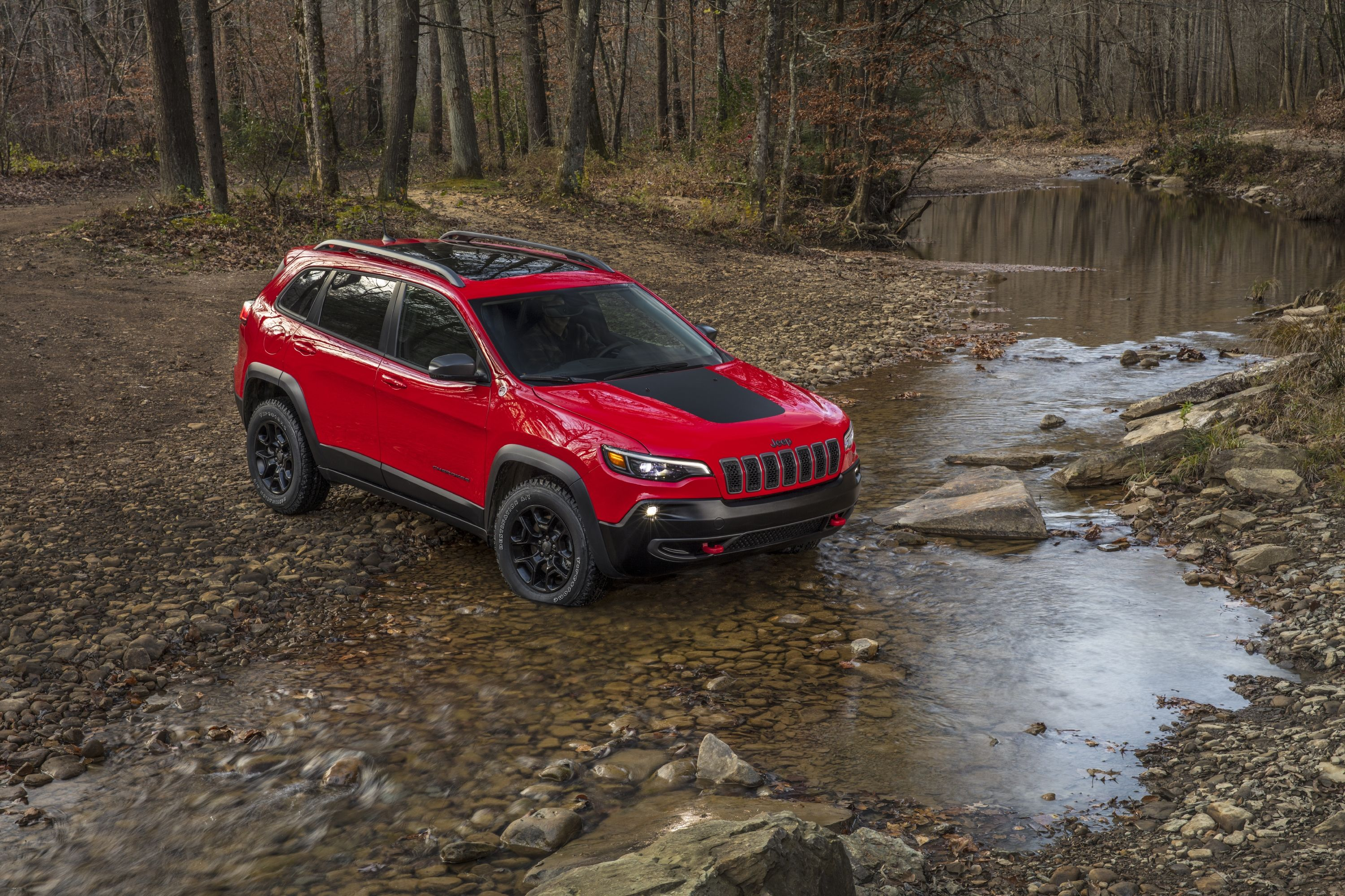 2021 Jeep Cherokee Review Pricing And Specs