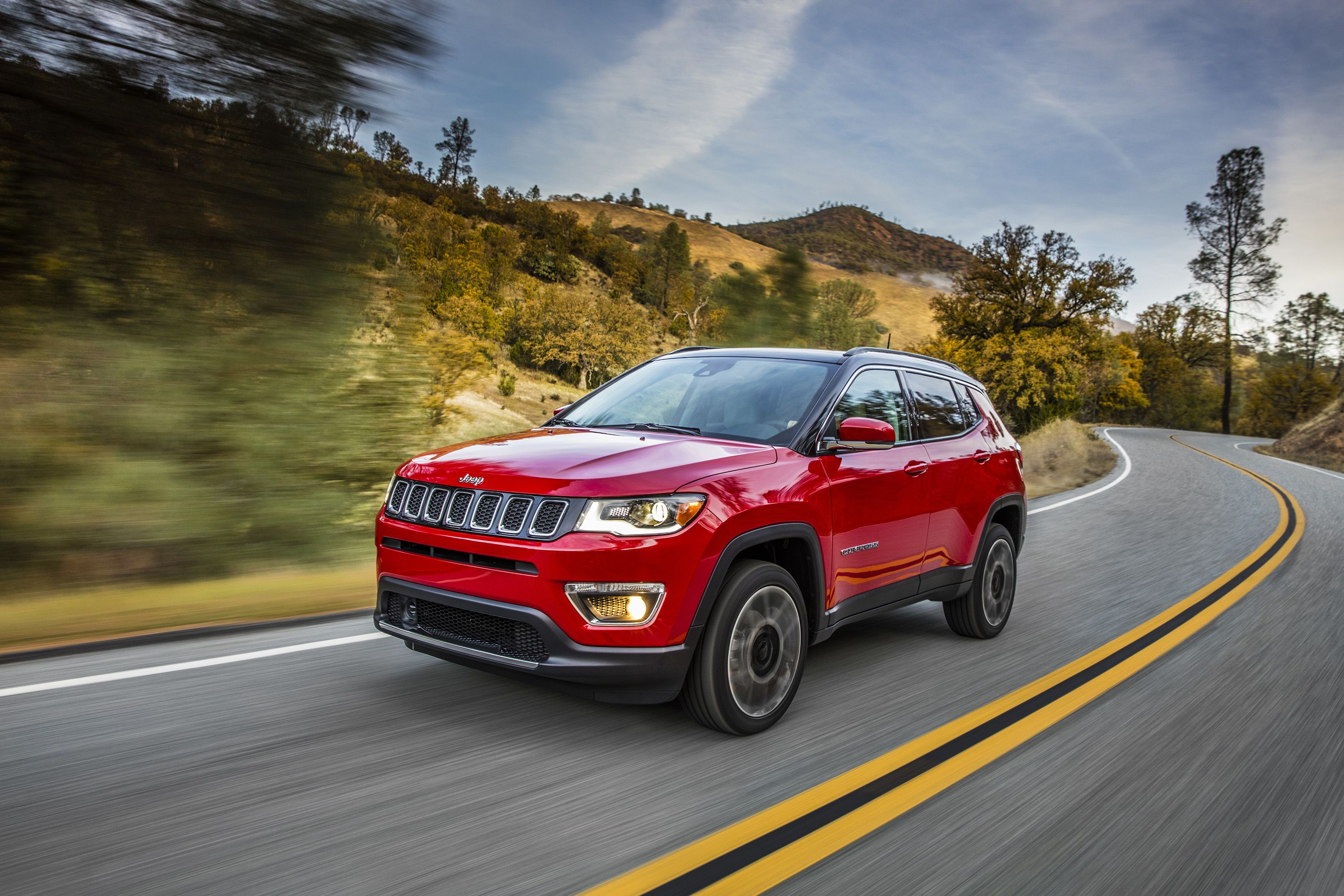 2021 Jeep Compass Review Pricing And Specs