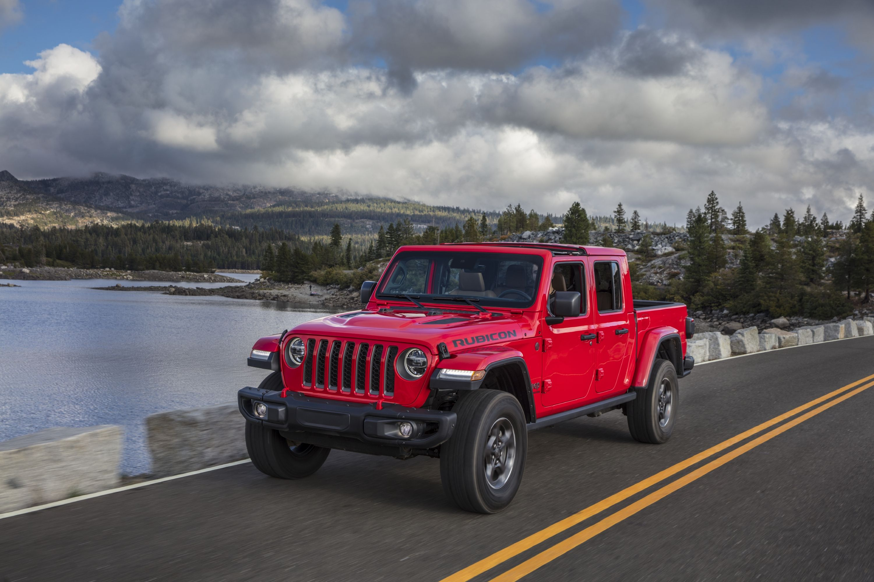 Spy Shoot Price Of 2021 Jeep Gladiator
