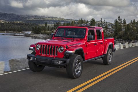 2021 jeep gladiator rubicon font